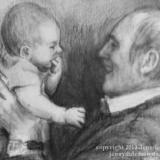 James and Grandpa