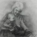 James and Grandma