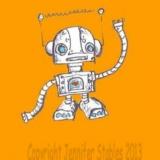 Flailing Arm Robot: Custom Colour Background