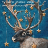Caribou and Stars