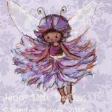 Purple Flower Fairy