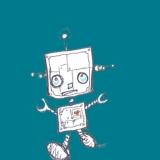Scaredy-Bot: Custom Colour Background