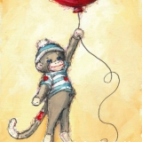 Float Away, Sock Monkey!
