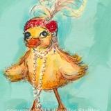 Betty the Flapper Duck