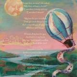 To the Moon: Hot Air Balloon