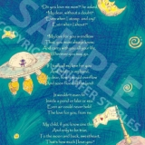 To the Moon: Illustrated Poetry