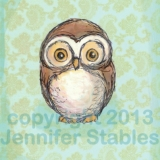 Little Bown Owl 3