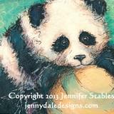 Panda's Playmate