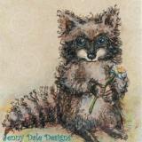 Raccoon's Daisy