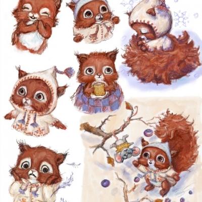 JENNIFER_STABLES_squirrel_emotions_icb4_wk2_highRES
