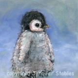 Snow Baby Penguin