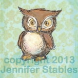 Little Brown Owl 1
