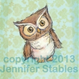 Little Brown Owl 2