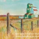 Etzicom Alberta Grain Elevators