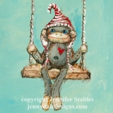 Sock Monkey's Swing