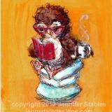 Owl's Favourite Book
