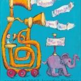 Wherever you go... Dr. Seuss Inspired Art