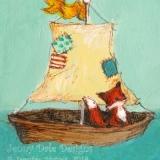 The Fox Sailed Away