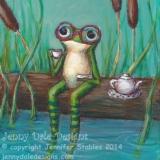 Froggy's Tea