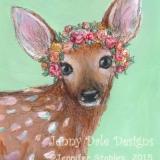 Fawn Flower Princess