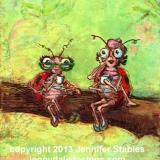Lady Bug's Coffee Talk