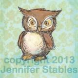 Little Brown Owl 1